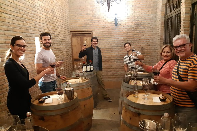 Non Traditional Wineries near Santiago- EL PRINCIPAL, PEREZ CRUZ and HARAS DE PIRQUE wineries