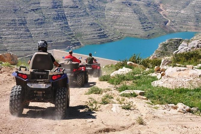 ATV Half Day Off-Road Tour & Scenic Adventure