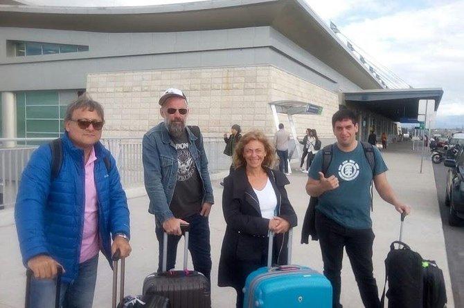 Private transportation Quito to Banos