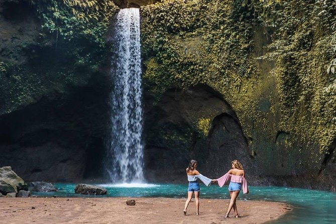 Bali Waterfall tour
