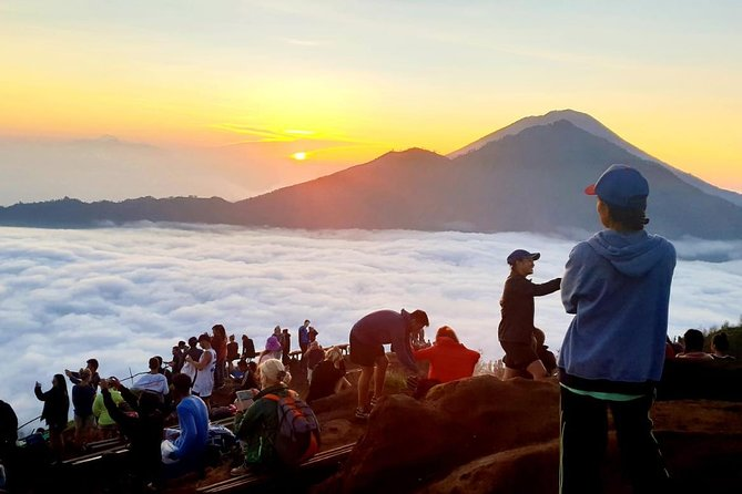Mount Batur Sunrise Trekking and Nature Hotspring