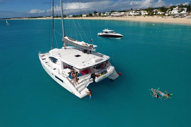 Luxury Private Catamaran Charters
