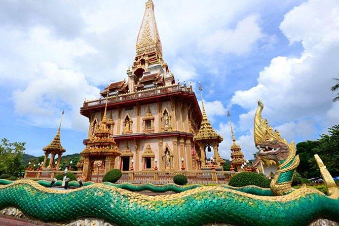 Small Group - Phuket Half Day Premium Sightseeing Tour