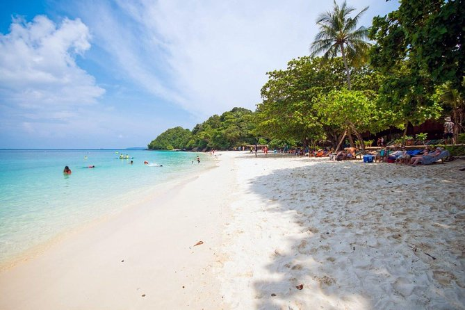 Phuket Coral Island Tour with Lunch