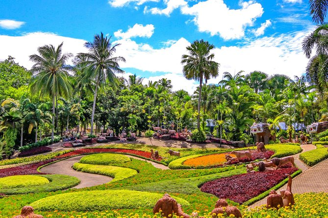 Bangkok and Pattaya Tour with Transfers Combo Package