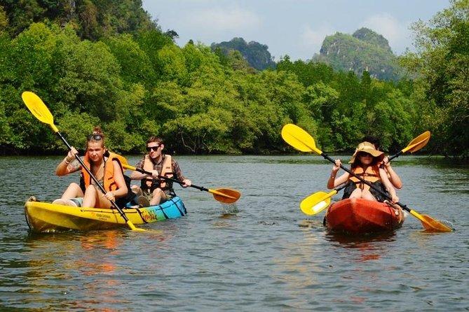 Krabi kayaking Bor Thor