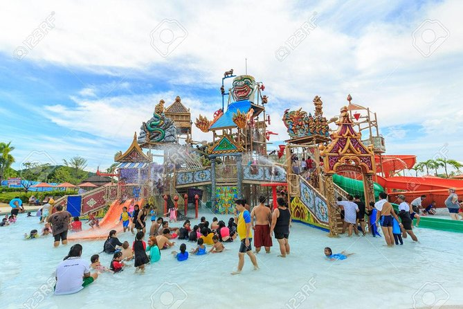 Pattaya Ramayana Water Theme Park