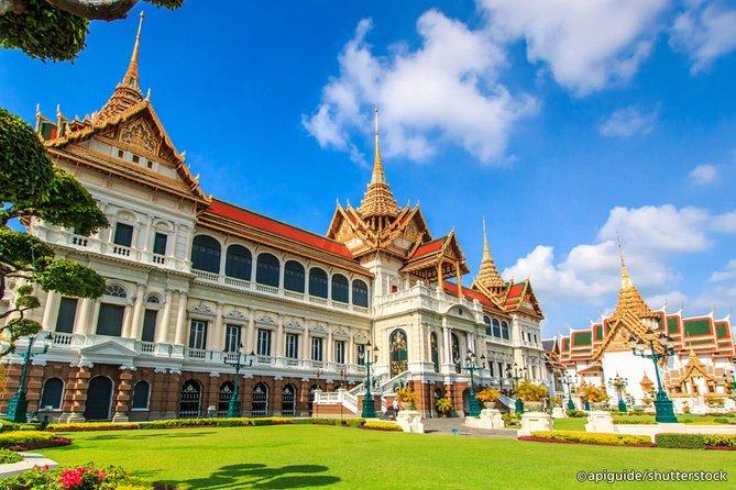 Bangkok Royal Grand Palace, Emerald Buddha and Gems Gallery