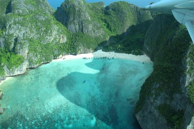 Phuket - Phi Phi and Bamboo Islands Tour by Speed Boat