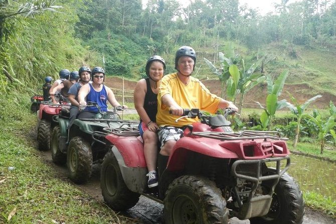 ATV QUAD BIKE & UBUD MONKEY FOREST TOUR