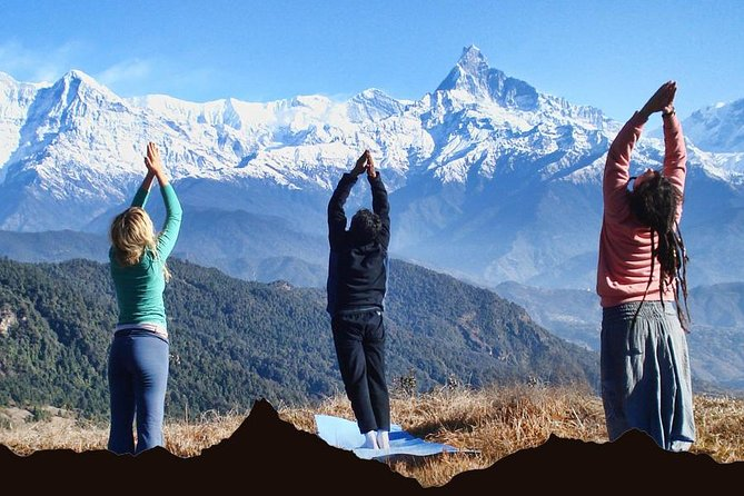 Charity Annapurna Yoga Trek 15 Days