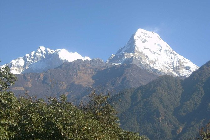 SHORT ANNAPURNA BASE CAMP TREK - 8 Days