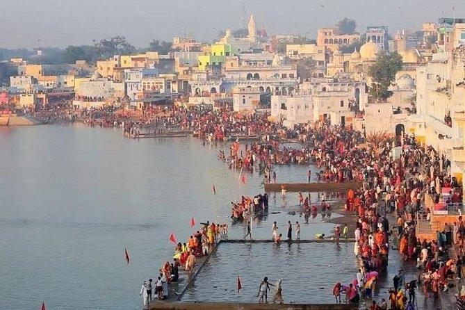 Private Full Day Tour of Ajmer & Pushkar from Jaipur