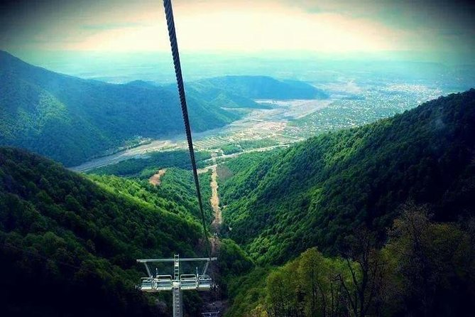 Shamakhi, Gabala and Sheki tour