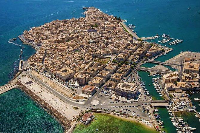 Siracusa, Noto & Ragusa Ibla Tour, from Catania & Taormina area