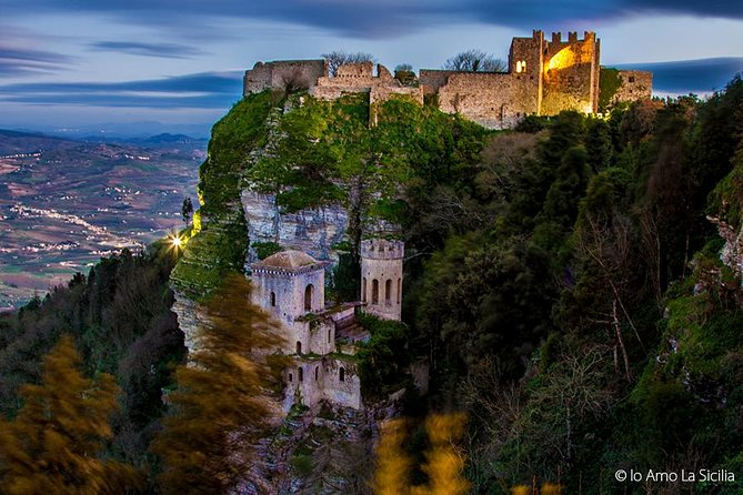 Private Segesta, Erice & Selinunte Tour, from Palermo area