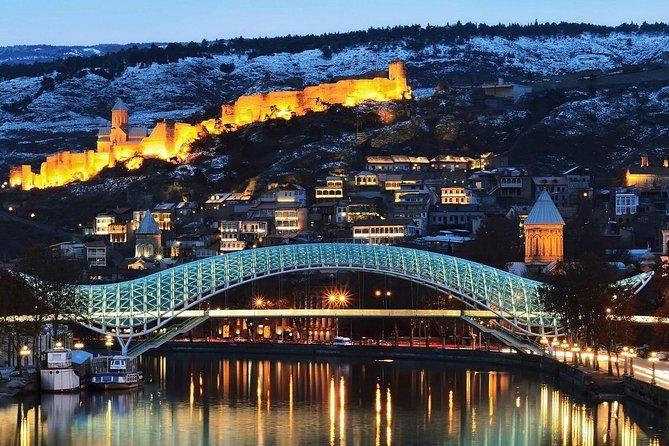 3 Days Trip in Georgia (Tbilisi, Kazbegi, Kakheti Wine Tour, Mtkheta)