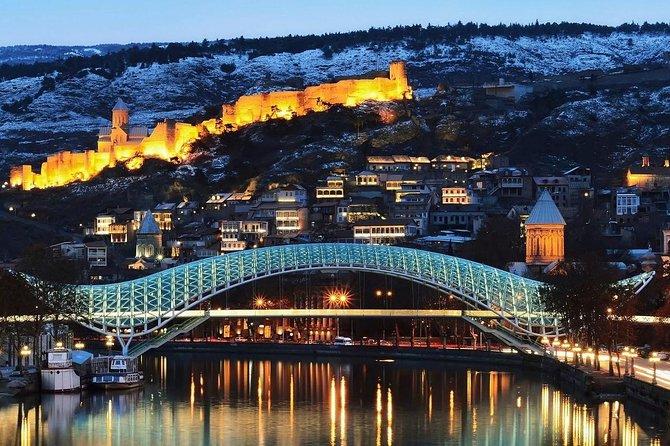 PRIVATE - 4 DAYS IN GEORGIA (Tbilisi, Kazbegi, Kakheti, Mtskheta, UplisTsikhe)