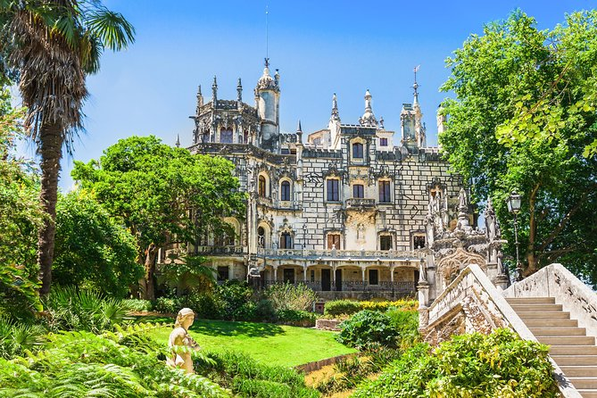 From Lisbon: Sintra Highlights Full-Day Tour