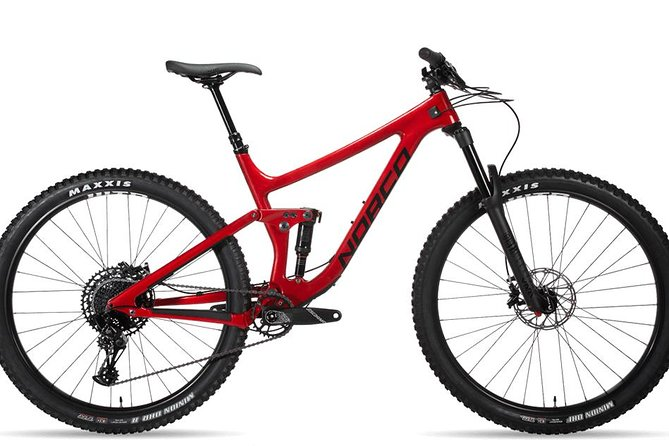 Carbon All Mountain Full Suspension Mountain Bike Rentals