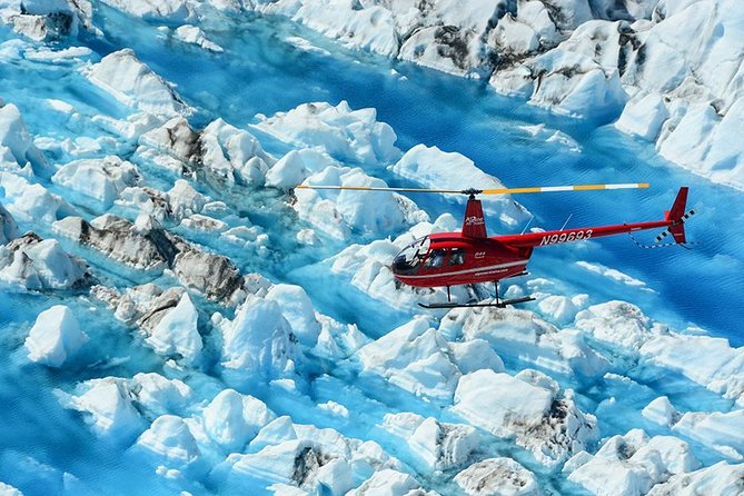 Glacier Landing Tour from Girdwood