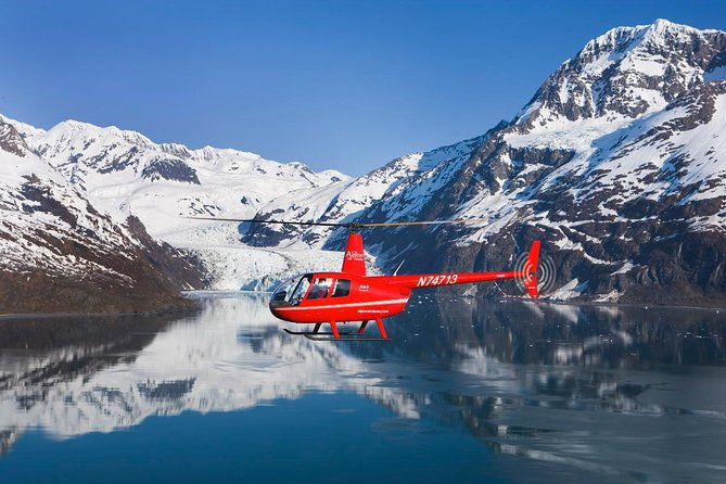 Prince William Sound Tour with Glacier Landing (Girdwood, Alaska)