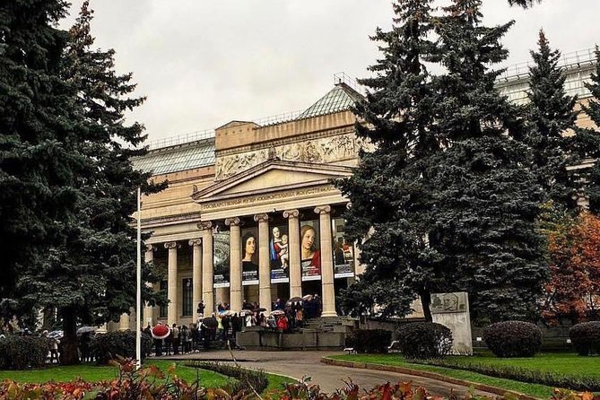 Impressionists and Post-Impressionists in Moscow Fine Arts Museum private tour