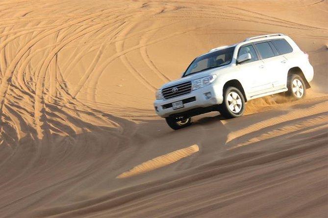 Dubaï: safari dans le désert et dîner