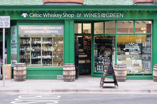 Private Small-Group Luxury Whiskey Trail: Dublin Whiskey Story