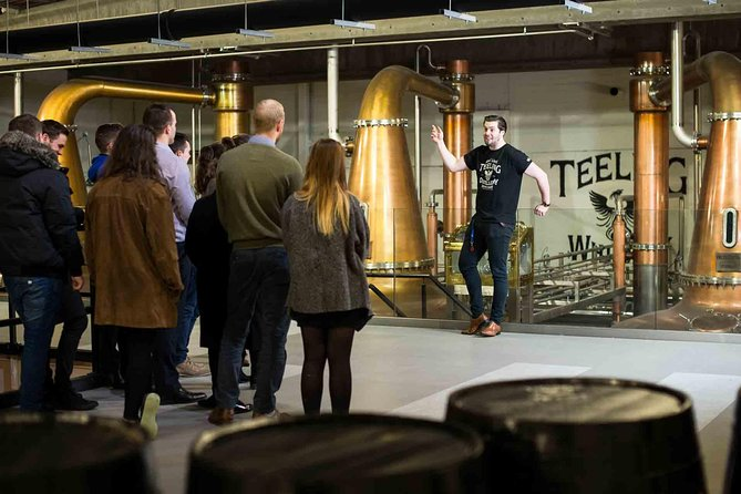 Private Small-Group Luxury Whiskey Trail: Dublin's Distillery Trail