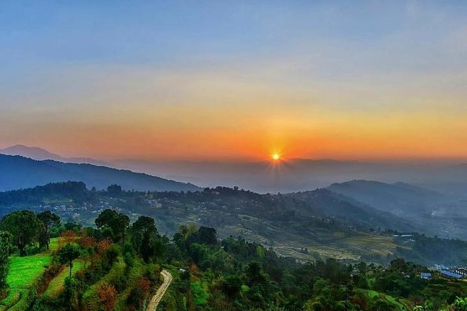 Nagarkot Sunrise and Full Day Hiking From Nagorkot 4 hours
