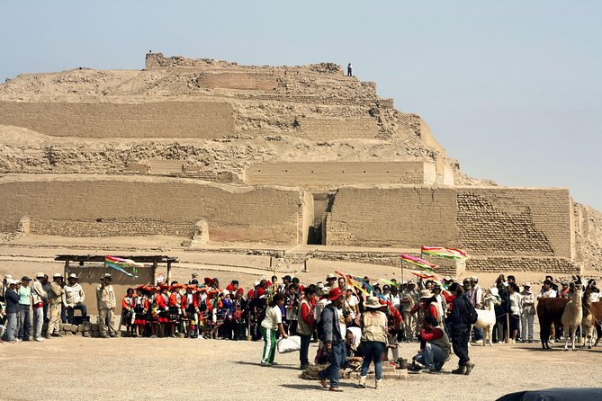 Pachacamac Cultural & Archaeology - Shared Half Day Tour