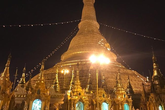 Private Full-day Yangon City Tour photo 1