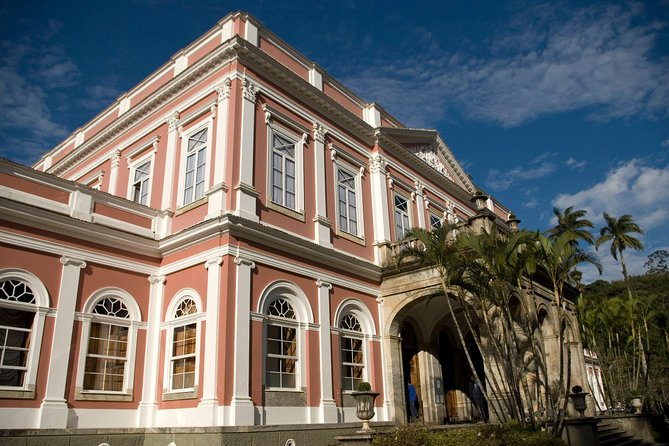 Small-Group Imperial City Tour from Rio de Janeiro to Petropolis