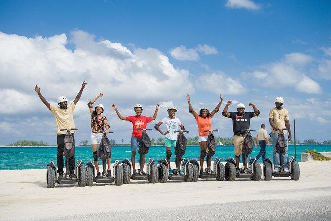 Nassau Segway Beach and Waterfront Tour