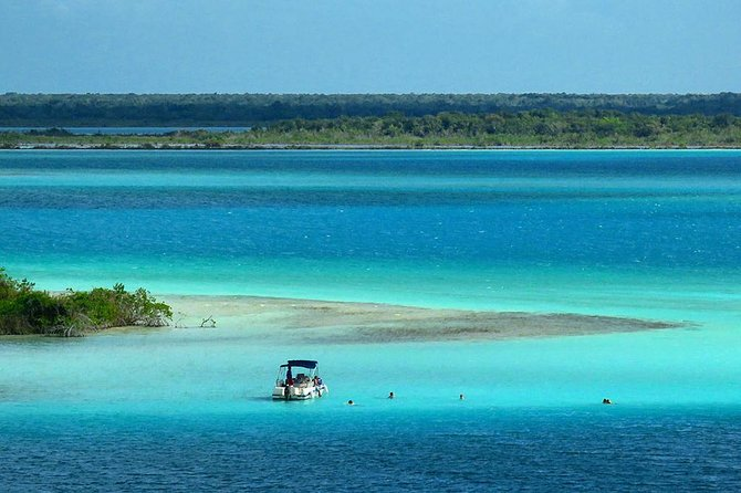 Tour To Bacalar And The Lagoon Of The 7 Colors From Playa Del Carmen And Riviera