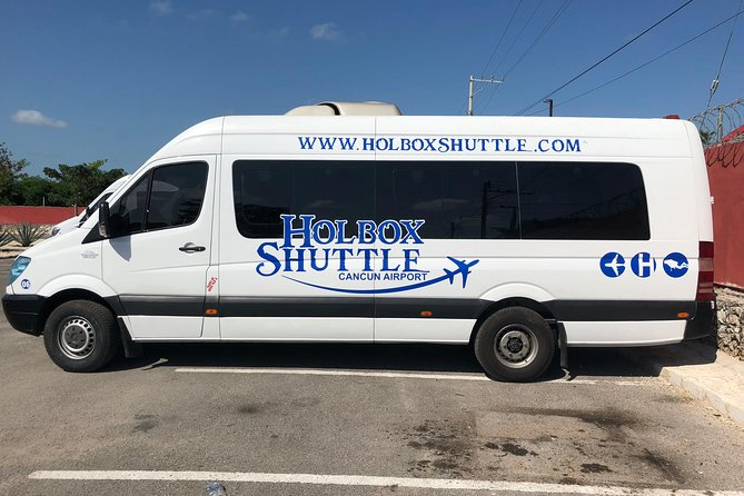 Share Shuttle Cancun Holbox- Chiquila Port