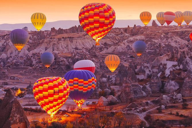 2-Days/1 Night | Cappadocia Tours from Istanbul by ✈