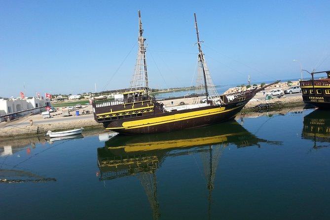 Pirate ship in Djerba