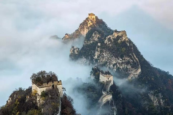 Visit Jiankou: the King of the Wild Great Wall