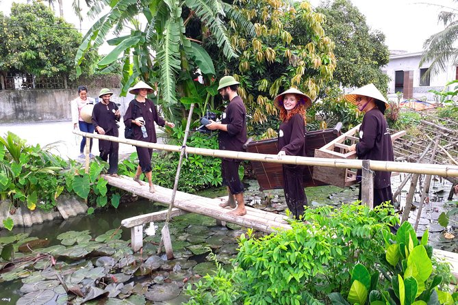 Experience & Real Viet Farm Homestay 2 Days 1 Night Tour