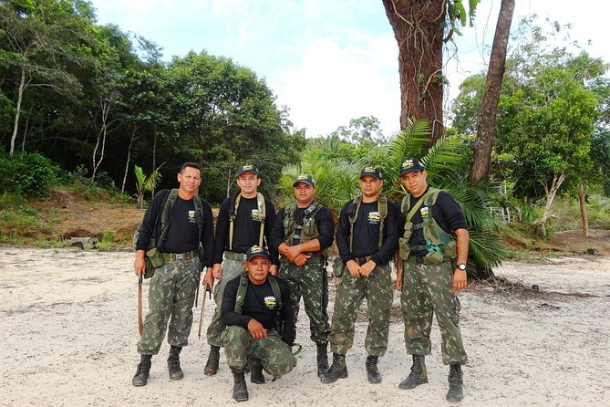 Full Day Survival Training, by military Experts