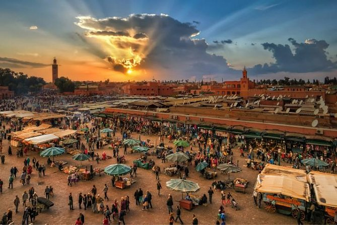 Marrakech Desert Tours & Morocco Imperial Cities Tour