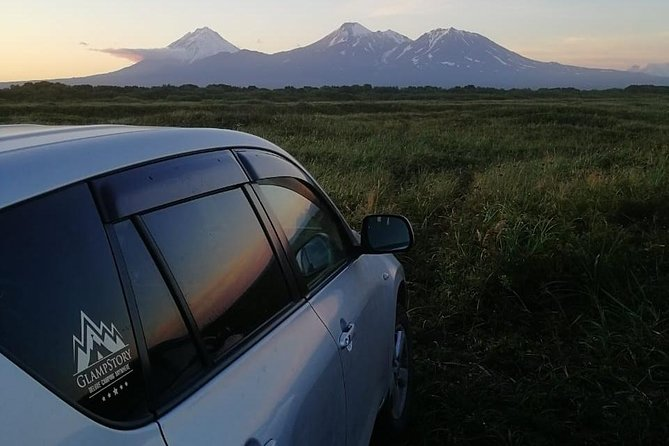 Private transfer from PKC Airport to Hotel in Petropavlovsk-Kamchatsky