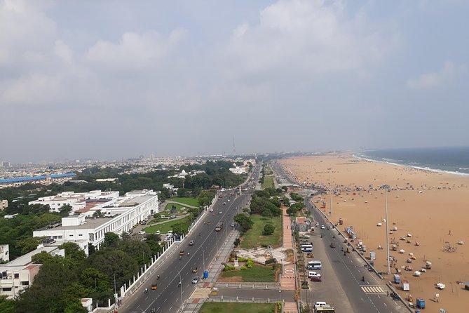 Chennai Stories on a Royal Enfield