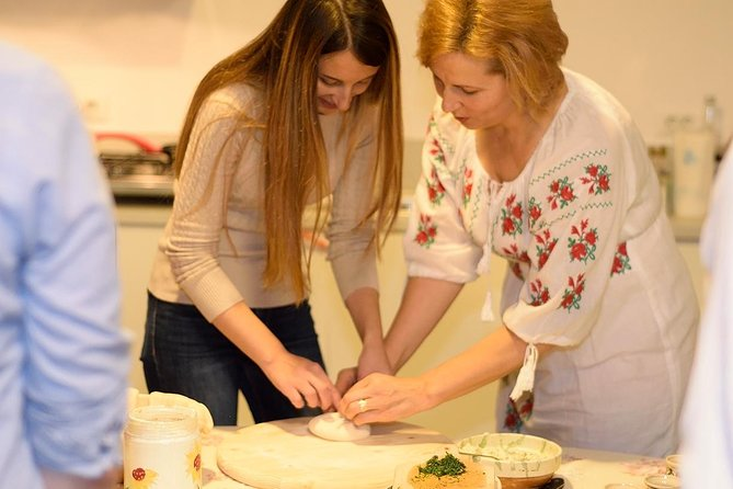 Traditional Romanian Cooking Class in Brasov