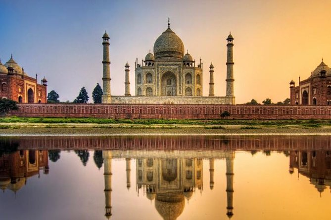 7 Day Private Golden triangle tour with Ranthamboure by car