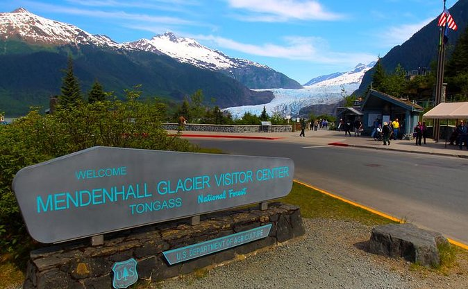 Mendenhall Glacier Visitors Center
