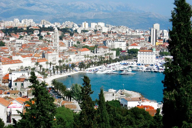 Transfer From Zagreb to Split