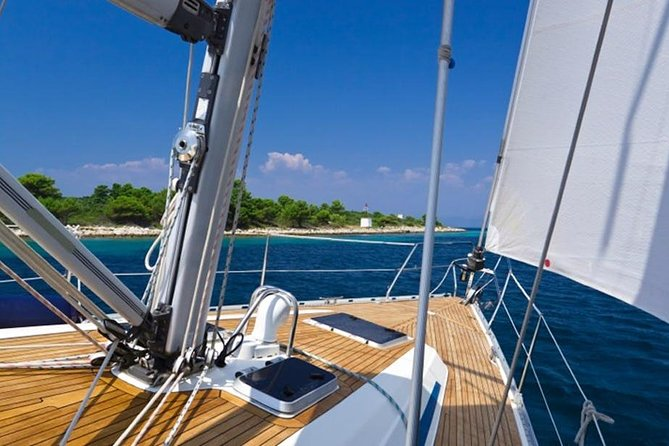 Naxos & Koufonisia with traditional boat